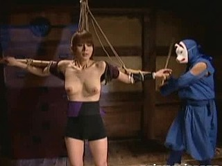 Kunoichi Thraldom Sex