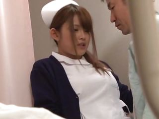 nurse dominated by her patient