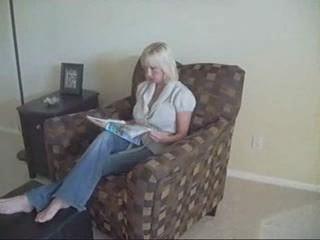 Horny Mum Helps With Homework