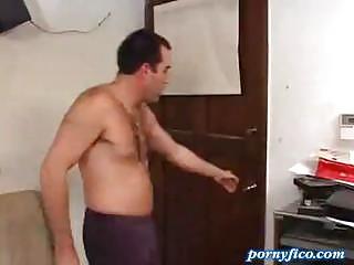 Aged Guy Fucked Teen
