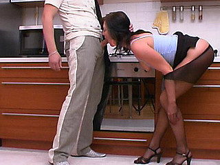 Gwendolen&Adam perverted hose job episode