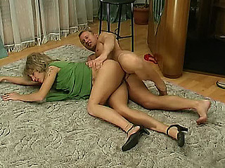 Esther&Adrian kinky aged movie