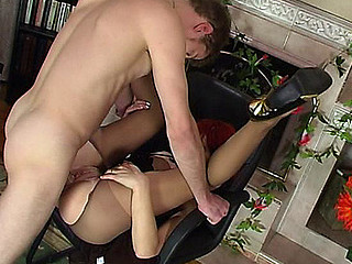 Madge&Mike pantyhose mamma on clip