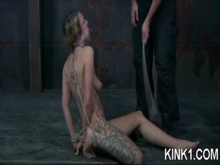 Dark Creepy Bondage Fun