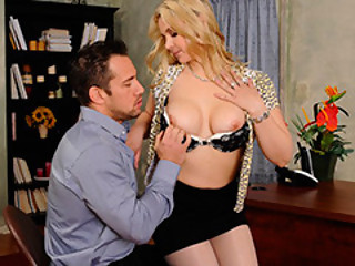 Nasty Task From Lady Boss Sarah Vandella