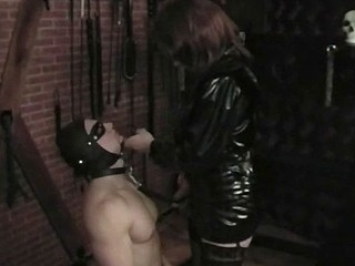 This polish dungeon's level is too high for novices to BDSM