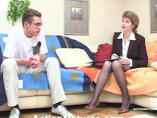 Margaret&Tommy hardcore mature movie