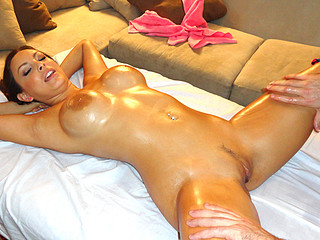 Oily Soaked and Excited