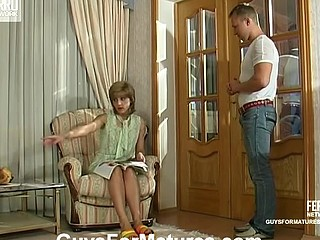 Esther&Adrian raging mature movie