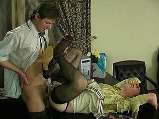 Ernest&Morgan gay sissy movie
