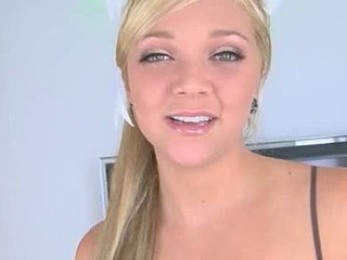 Cute Golden-Haired Legal Age Teenager Face Screwed And Spanked
