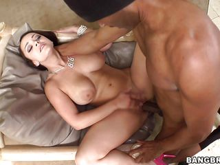 brunette being fucked in various poses