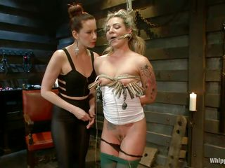 hawt hottie likes being punished