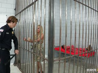 horny harlots in prison having fun