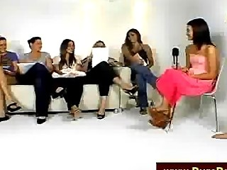 Angels Talking Dick On Camera