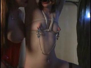 Natali Demore &,amp, bondage orgasme