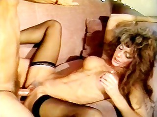 Cowgirl in nylons Smut seduction
