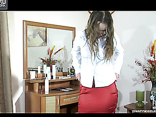 Paulina hose tease movie