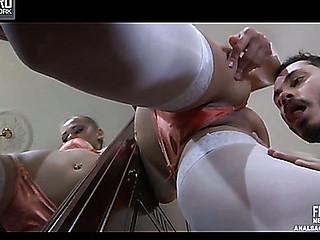 Emeralda&Geffrey hardcore anal video