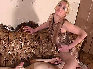Kathleen&Desmond awesome hose job clip