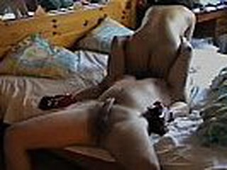Horny wife banged