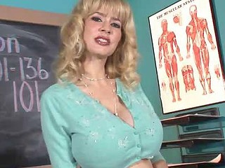 Tara Moon Is A Topheavy Teacher