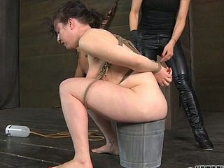 Sweet sweetheart gets lusty punishment