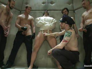 avid gay gang team fuck
