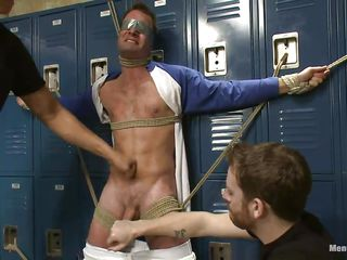 locker room can be a terrible place