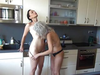 grandma taught me how to be a lesbo