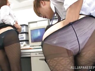 the benefits of having lustful coworkers