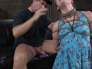 dominated and throat fucked