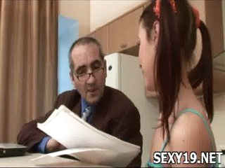 Marvelous pretty girl gets crotch licked
