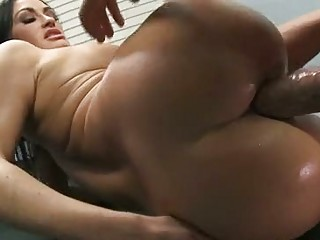 Hot matured ClauDia Valentine gets a nice stab on her ass and enjoys it a lot
