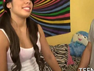 Legal age teenager fucked from every angle movie 7