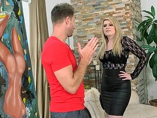 Cum-Hole-hammering with a hot mother I'd like to fuck in front of cameras