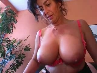 German Busty Older does her hubby
