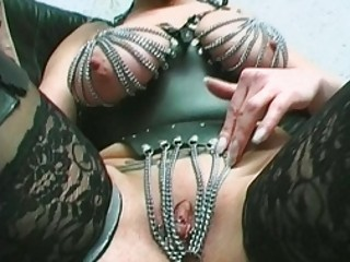 Milf With Percing Vagina
