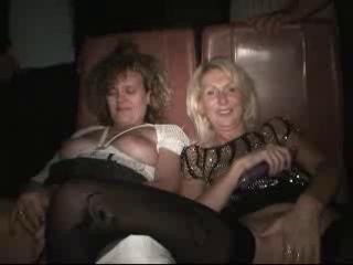 2 whores in german porncinema