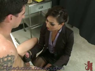 Perfect cock blowing