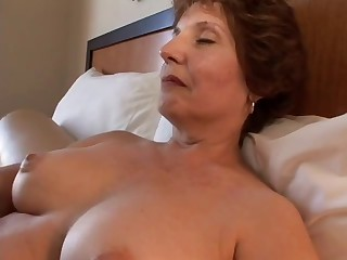 chubby mature bonks in hotel room