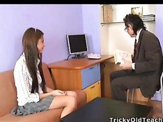 Hot Katty wanted to fuck with her recent teacher.