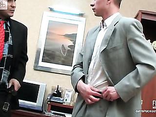 Hugo&Alan gay/straight seduction episode