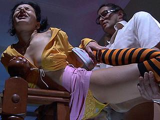 Inessa&Morgan daddy sex episode