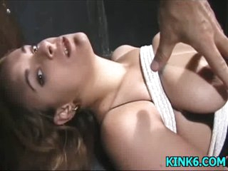 Beauty agrees to be bound up