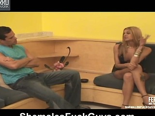 Camile Rios tgirl fucks dude episode