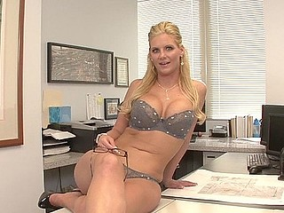 busty office milfs two