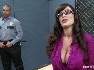 3 criminals groping jail teacher