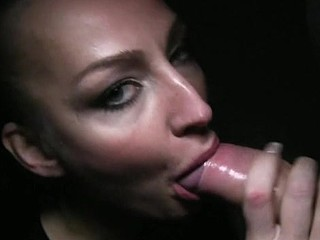 This dick can strike either glamorous mouth or very tight asshole