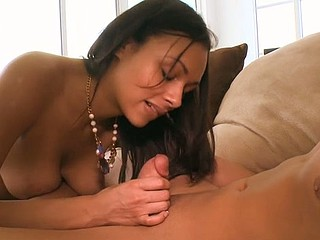 Horny black beauty wants some lusty taming for her arse